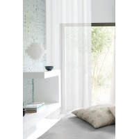 Perdea alba premium, usor texturata, 290cm, 91163_101