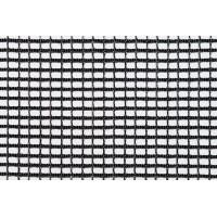 Perdea alba cu modele negre deosebite, 290cm, 91164_901