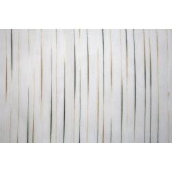 Perdea alba, cu insertii multicolor, 290cm, G16402_709