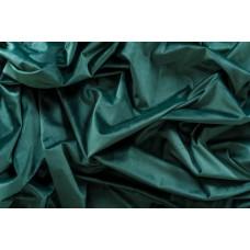 Draperie Castellano din catifea, 280cm, verde-smarald