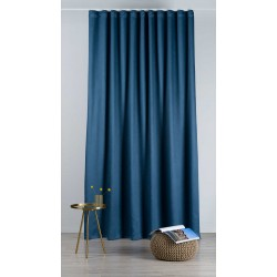 Draperie Cora 280cm, albastra